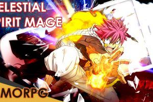 celestial spirit mage gameplay