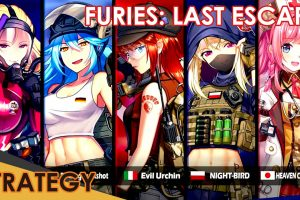 furies last escape gameplay