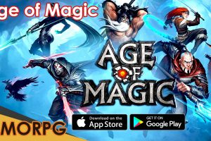 age of magic gameplay