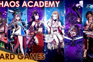 chaos academy, chaos academy gameplay, chaos academy download, android games 2020, android games download, android games apk, gameplay, card games