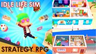 idle life, idle life mod, android games 2020, android games apk, android games download, gameplay, simulation, idle game, mobile game, offline