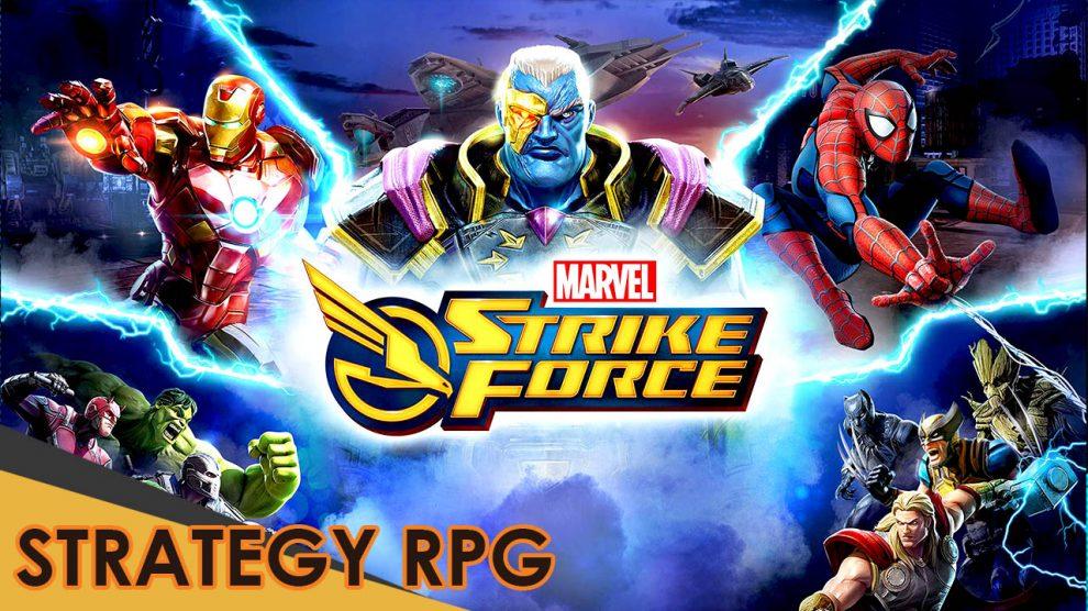 marvel strike force, marvel strike force game, android games, android games 2020, android games downloads, android games apk, gameplay, mobile game, rpg action