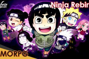 ninja rebirth naruto legend gameplay