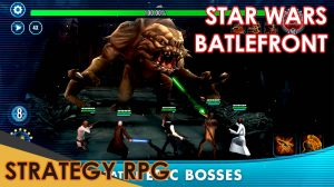 star wars galaxy of heroes gameplay