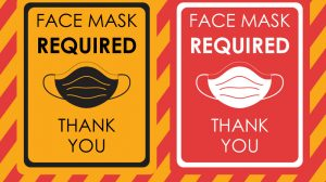 Facemask Sign Collection