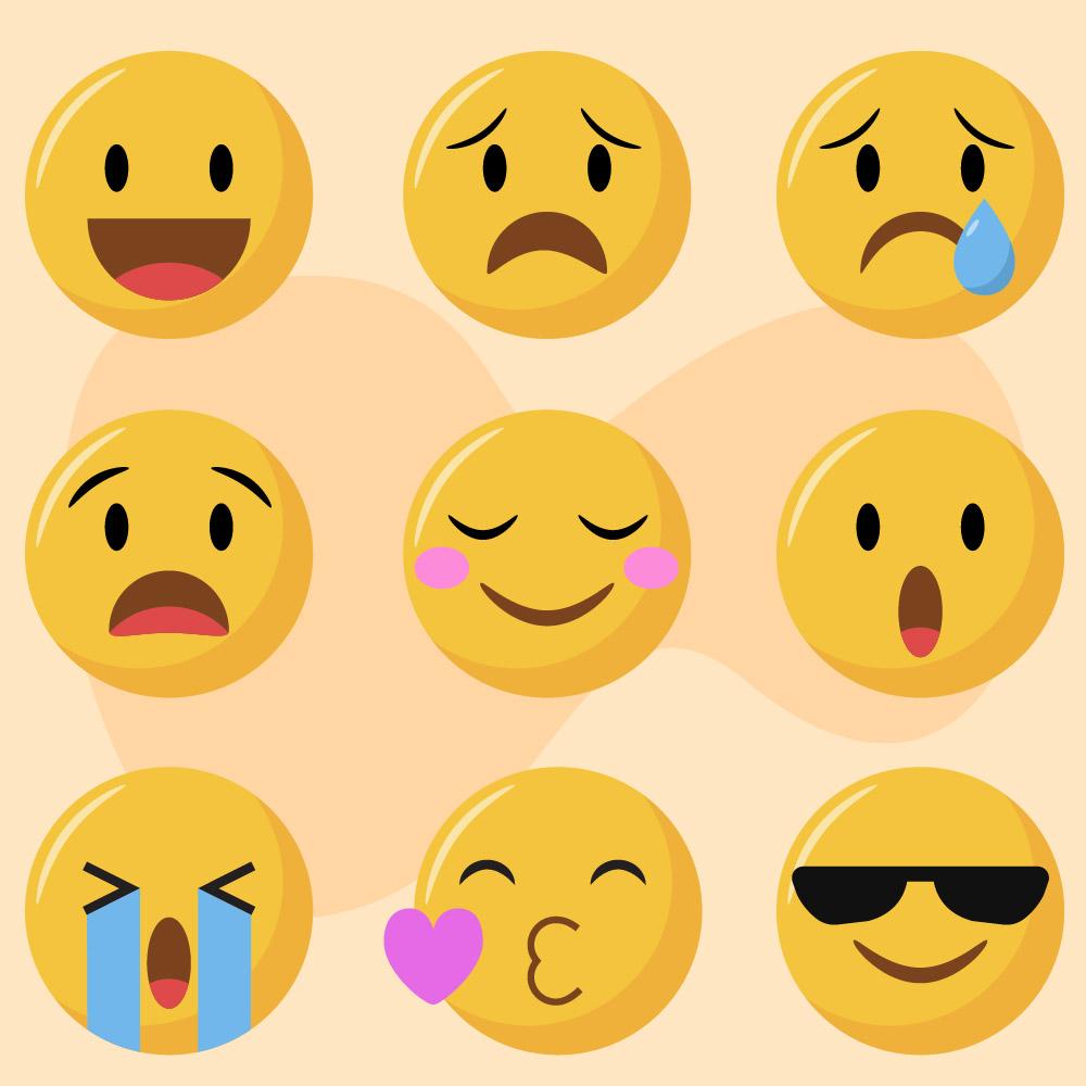 Smiley Emoticon Collection #1