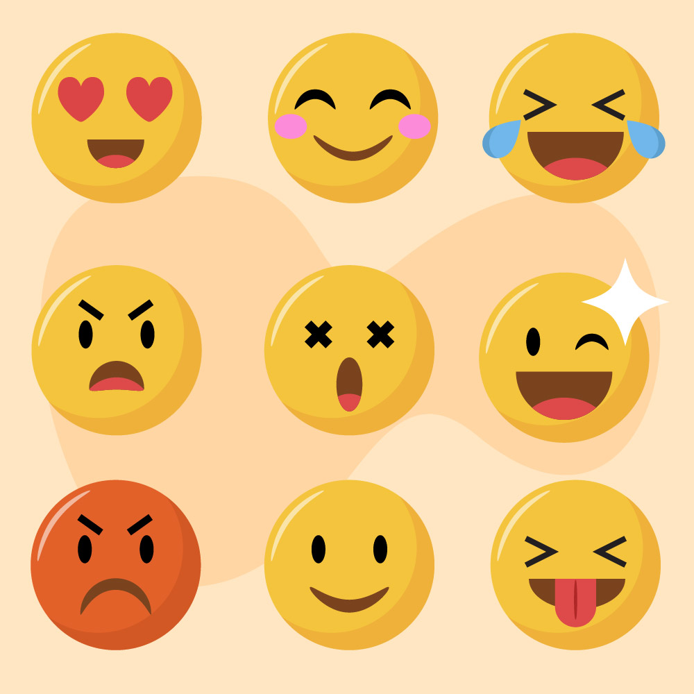 Smiley Emoticon Collection #2