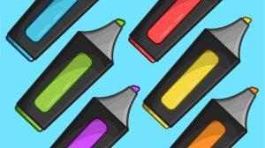 Marker Pen PNG Free